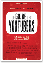 Couverture Guide des Youtubers